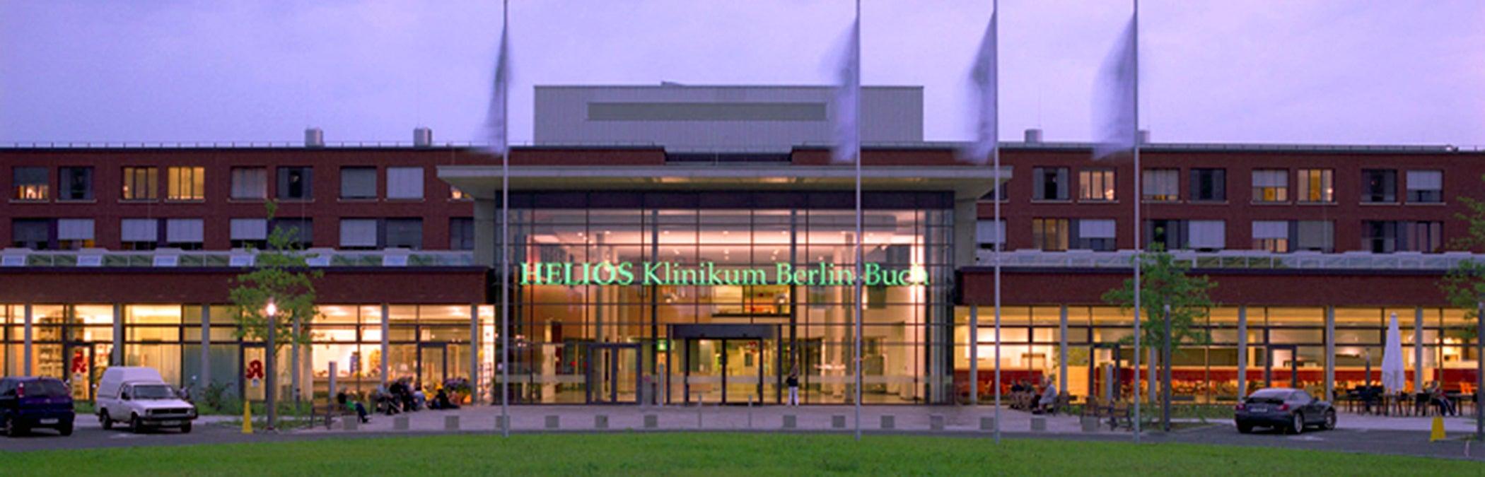 Berlin Buch Hospital Hdr