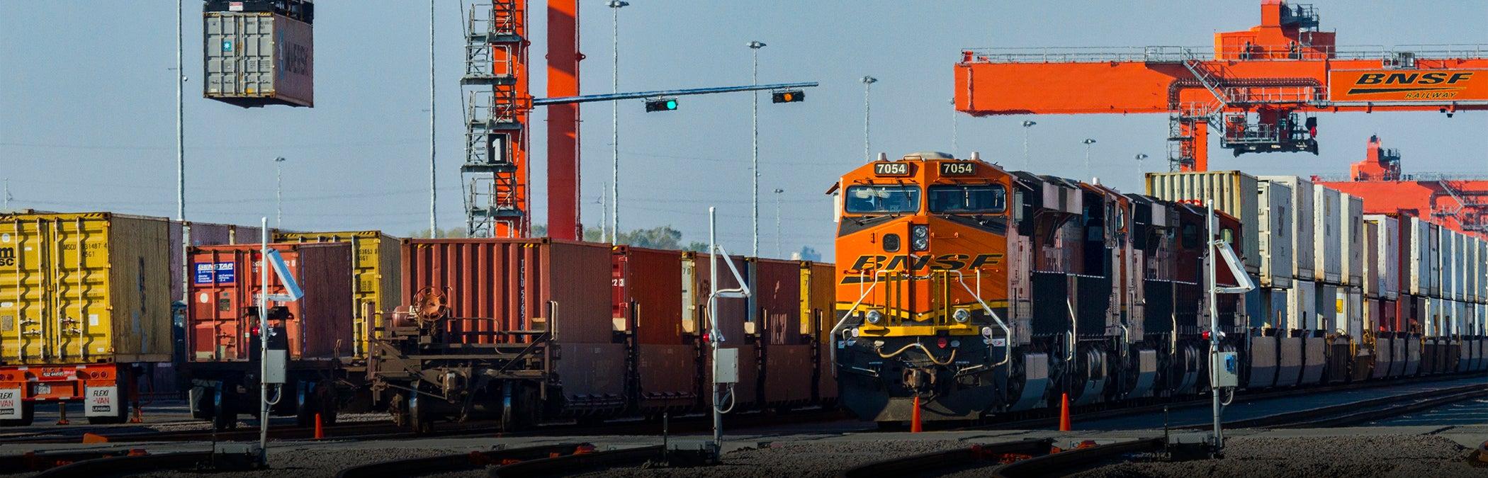 Bnsf Logistics Park Kansas City Hdr