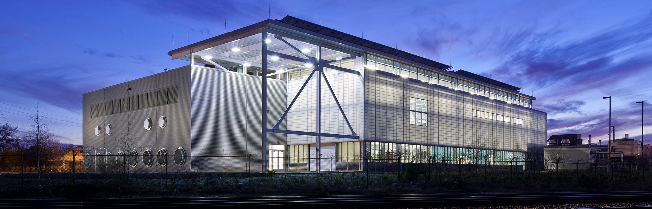 Carbon neutral energy solutions laboratory hdr for Lab architects