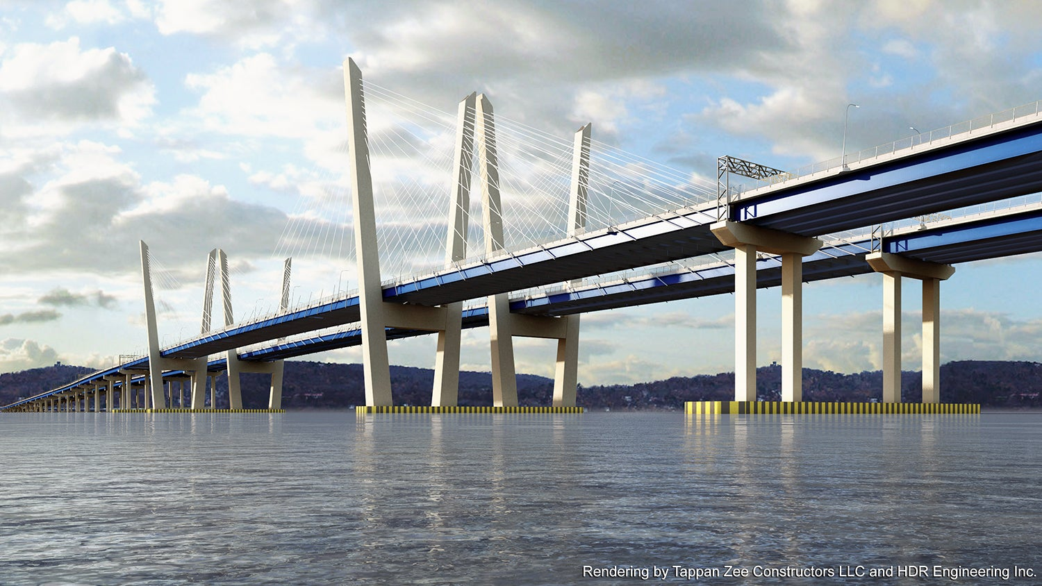 Tappan Zee Bridge Design Build