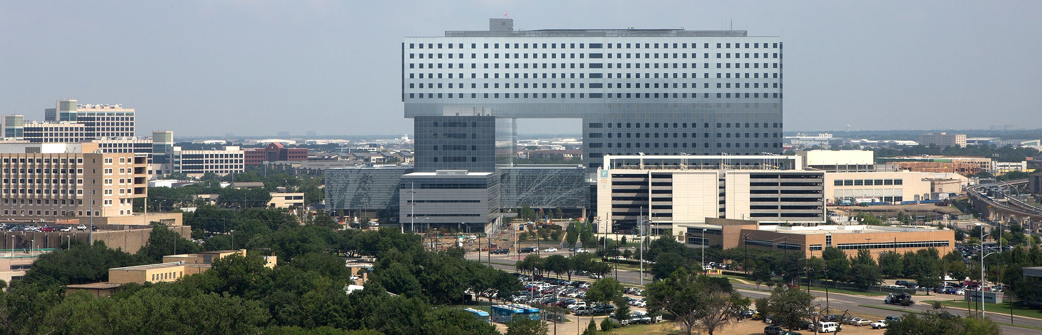 Security Jobs In Dallas >> New Parkland Hospital | HDR