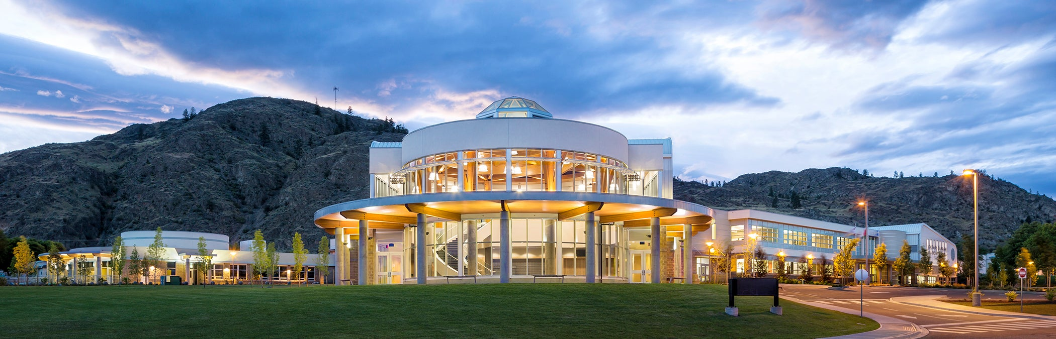 Southern Okanagan Secondary School Expansion Hdr