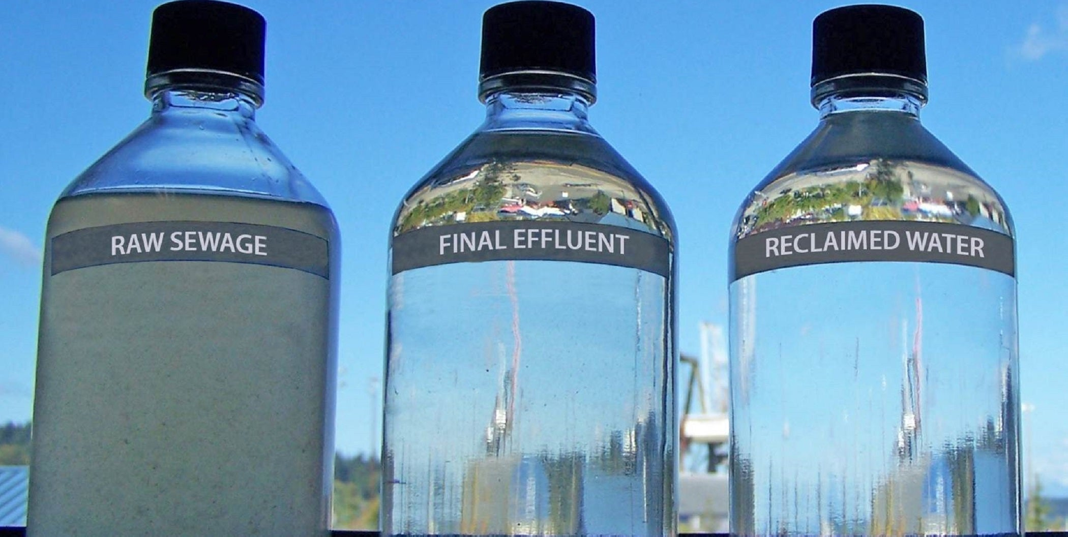 Aquifers to Store Reclaimed Water: Nature provides an ...