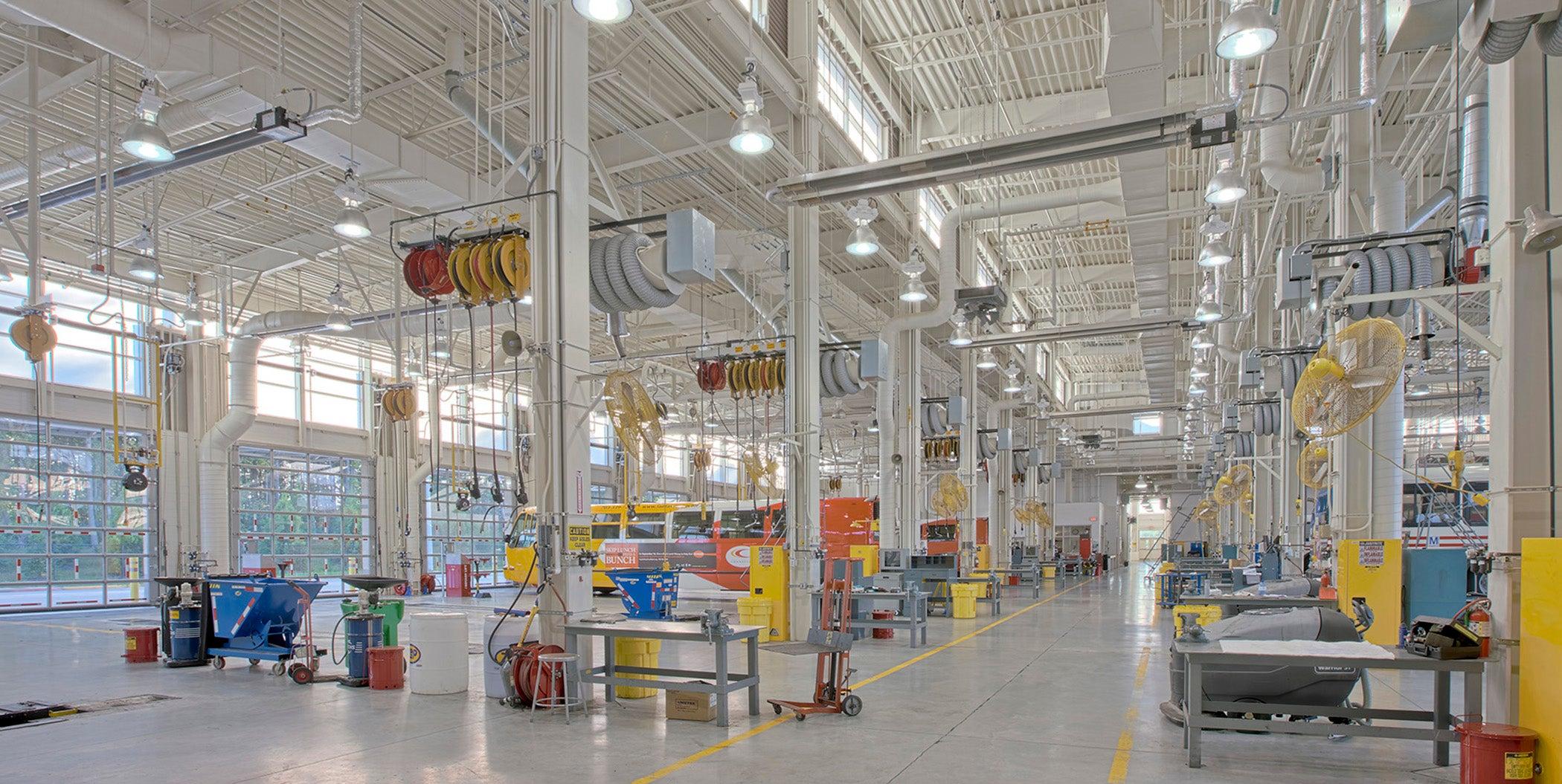 Improving Maintenance Amp Operations Work Environments Hdr