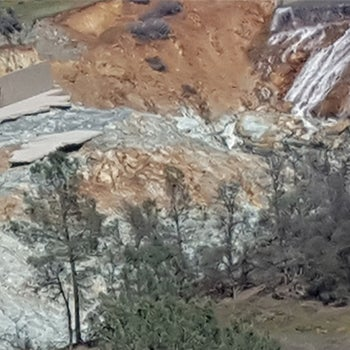 Oroville Dam Response | HDR