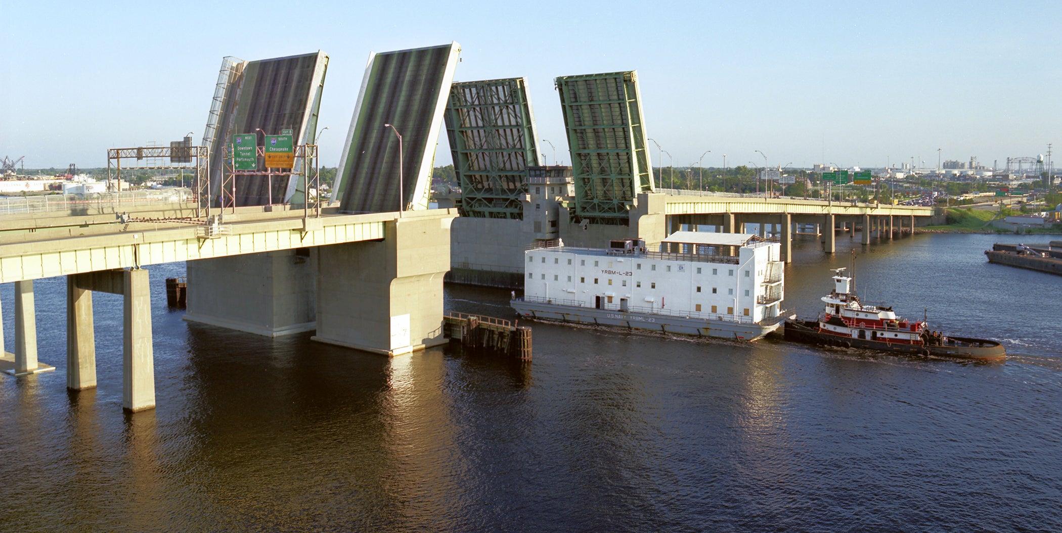 2018 Heavy Movable Structures Biennial Movable Bridge