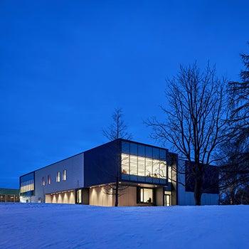 Brescia University College Academic Pavilion   HDR