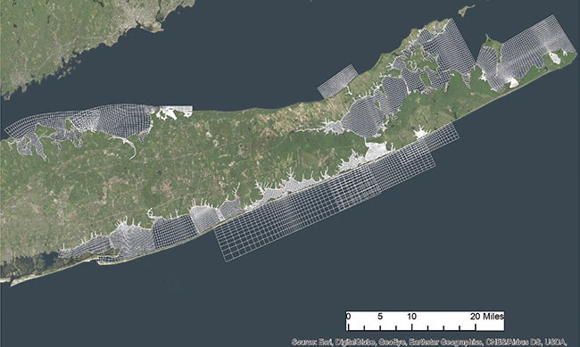 Long Island Model | Integrating Models Into Water Quality Solutions