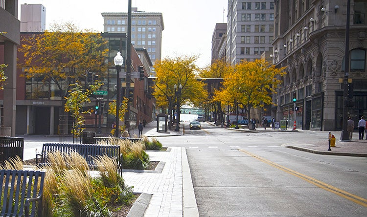streetscape improvements