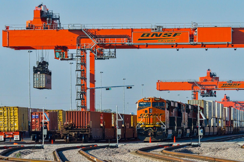 BNSF Logistics Park Kansas City | HDR
