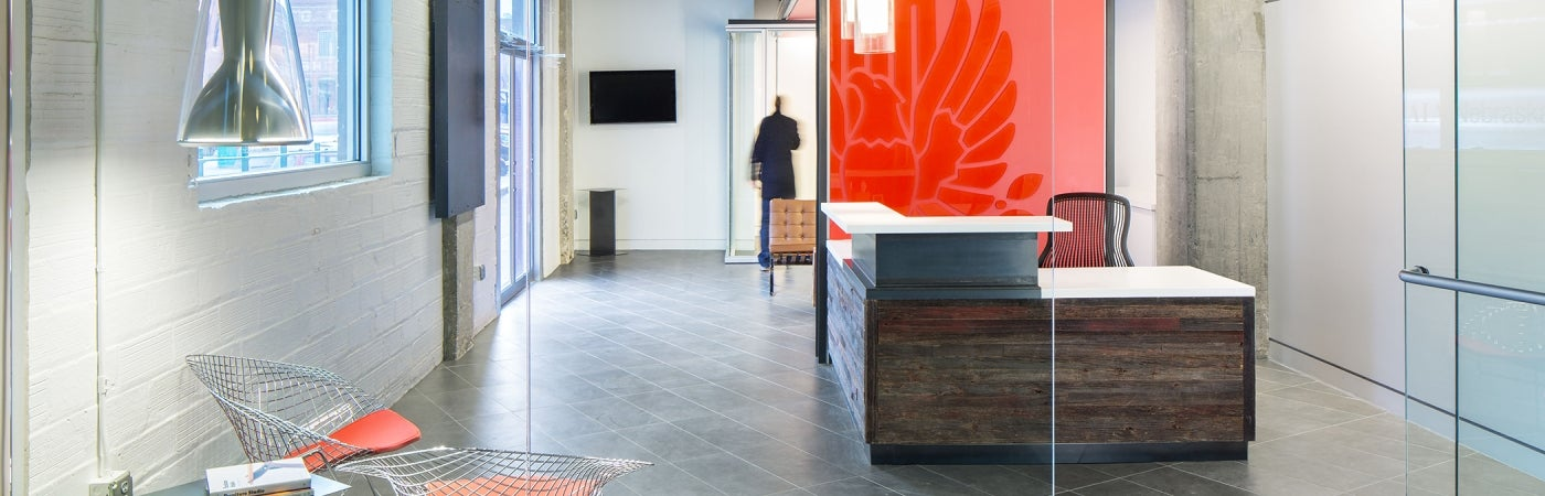 American Institute of Architects Nebraska Office Redesign