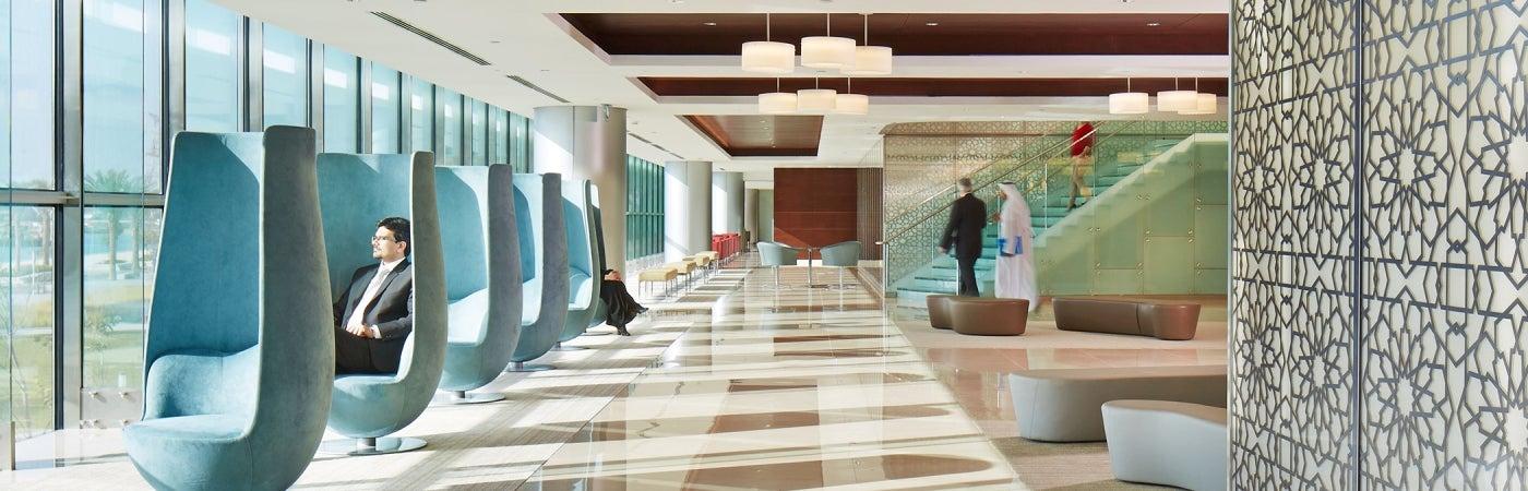 Cleveland Clinic Abu Dhabi Interior Designer Salary