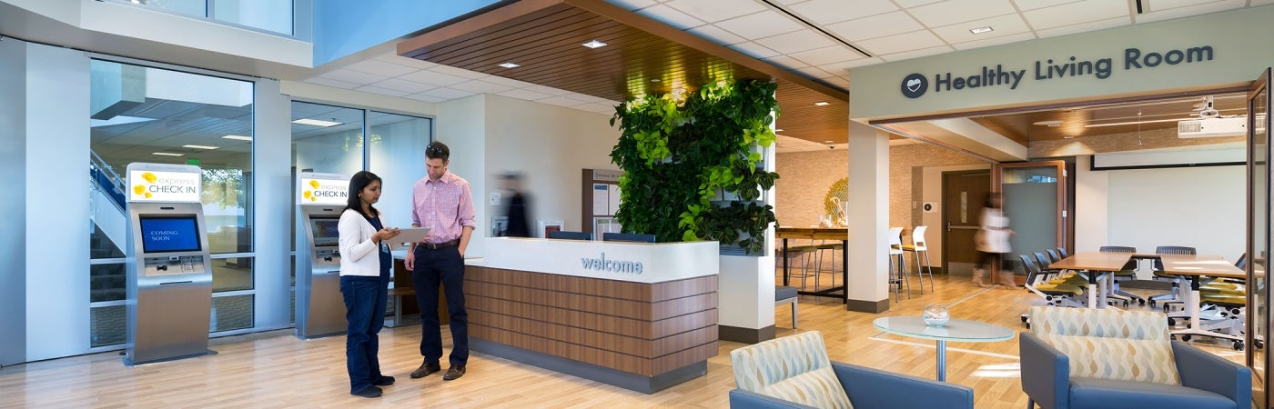 Next Generation Medical Office Reimagines Collaboration, Patient Centered  Care