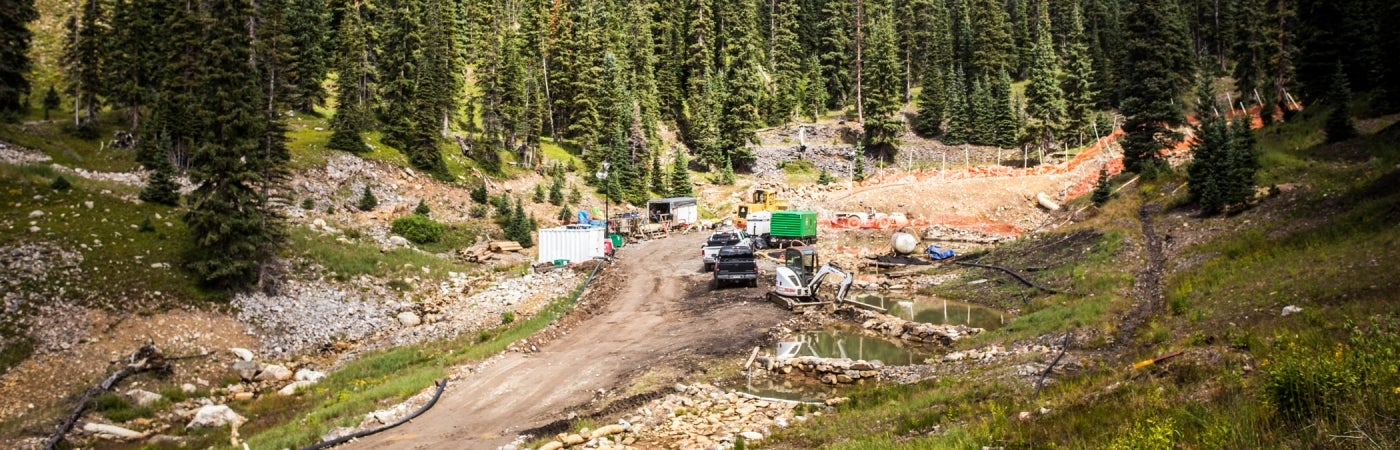 Crested Butte Standard Mine Site