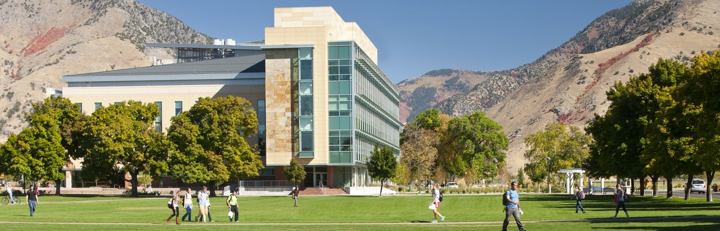 Utah State University Agricultural Sciences Building