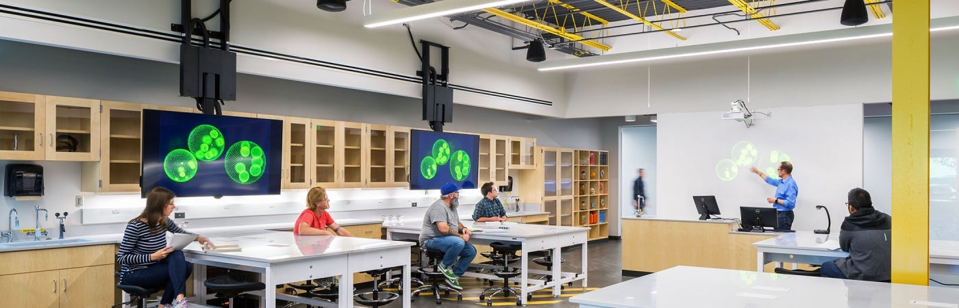 Bellevue University Teaching Lab