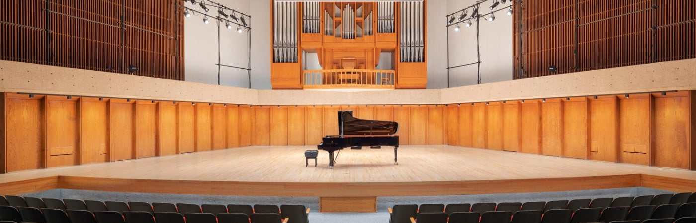 University Nebraska Strauss Performing Arts