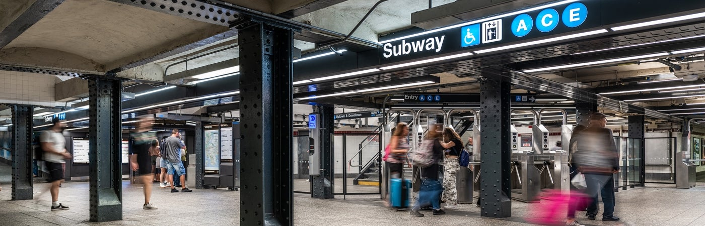 NYC enhanced station initiative