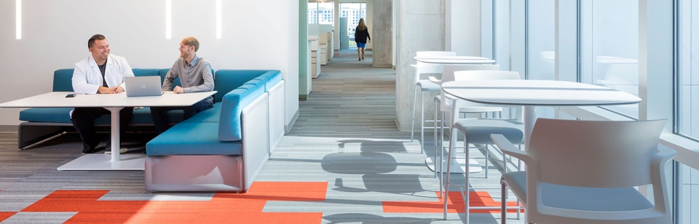 HDR Interiors at Johns Hopkins All Children's Hospital