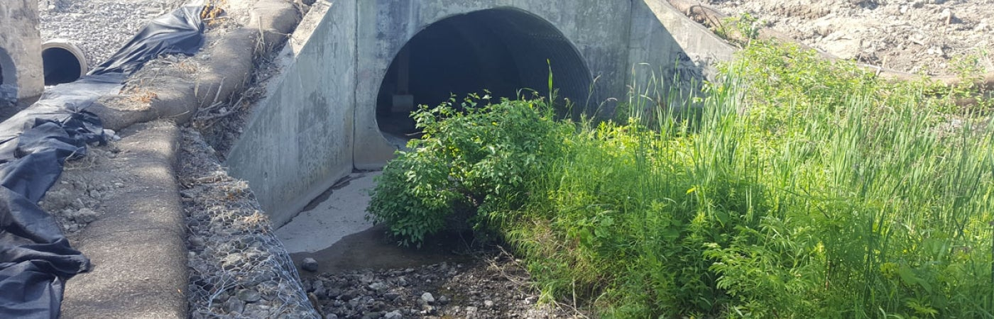 Major Mackenzie Drive Culvert