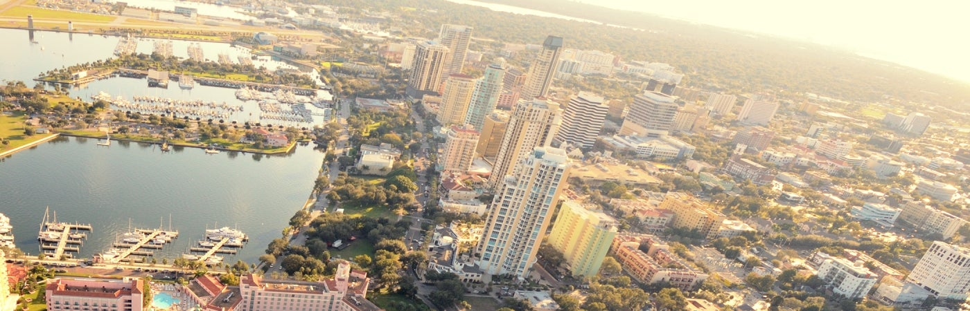 Pinellas County Aerial