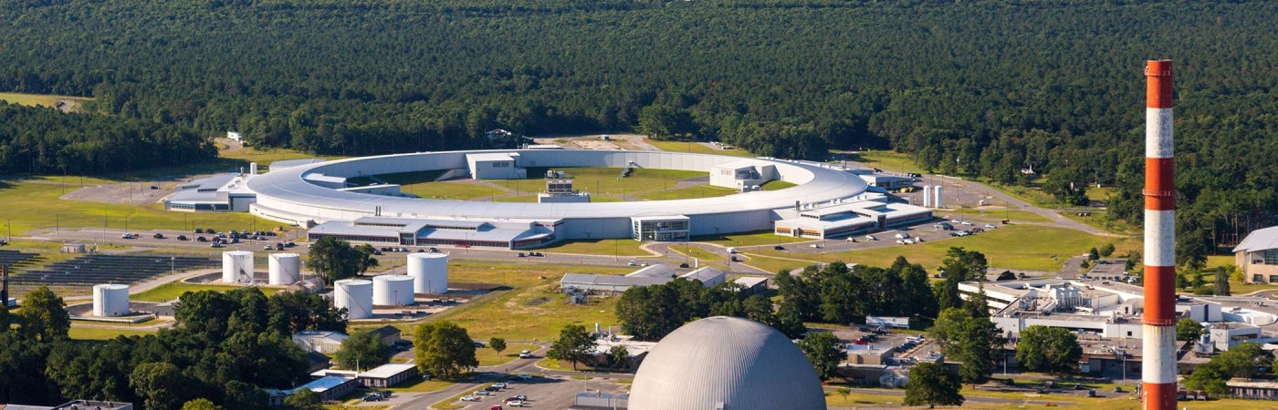 Brookhaven National Lab Synchrotron Light Source