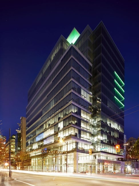Manulife Financial Tower, 980 Howe Street