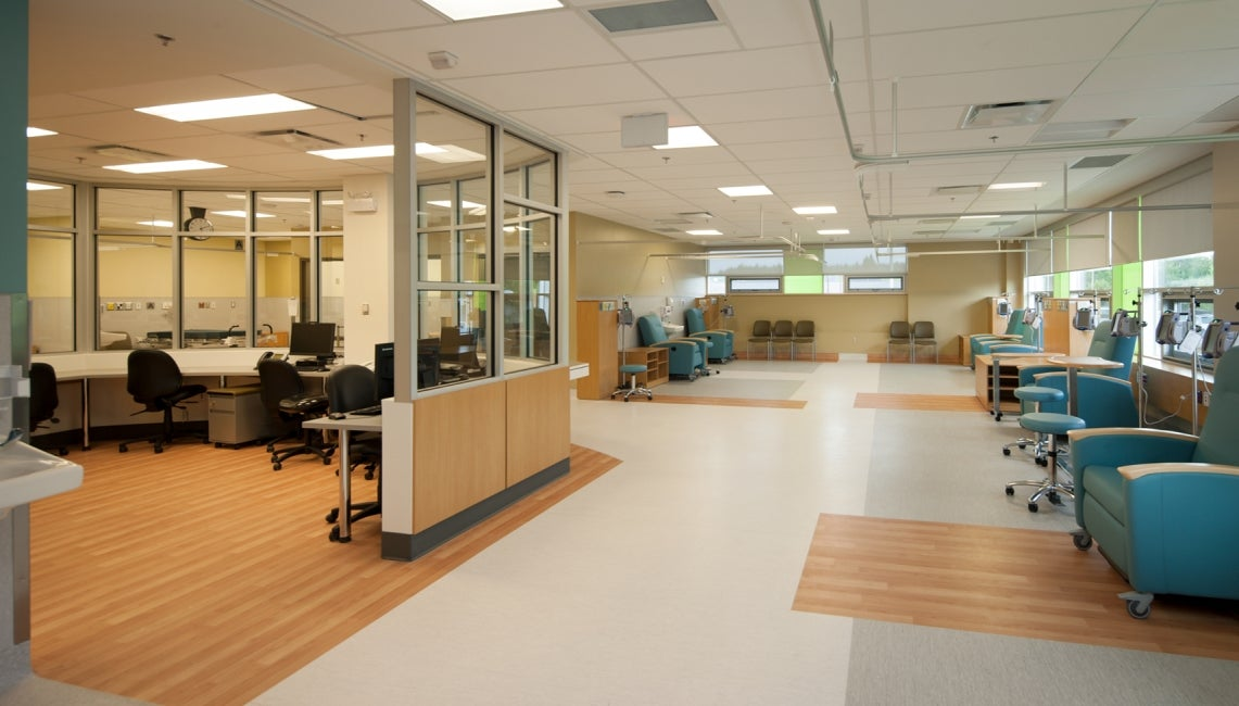 BC Cancer Agency Centre for the North Chemotherapy
