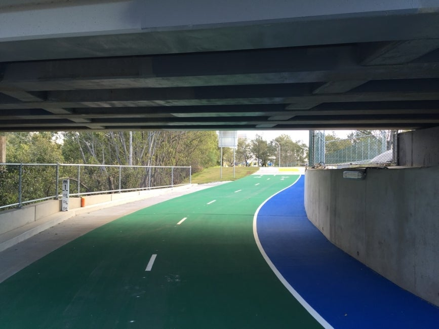 North Brisbane Cycleway (Stages 1A and 1B)