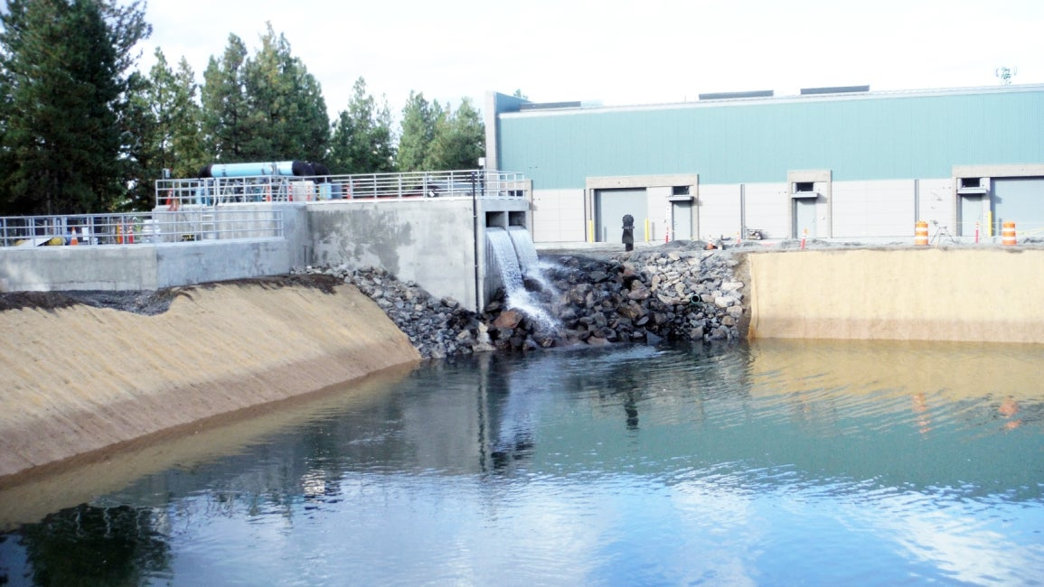 Bend Water Supply Program