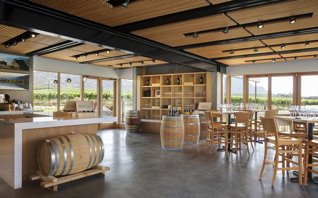 Black Hills Wine Experience Centre