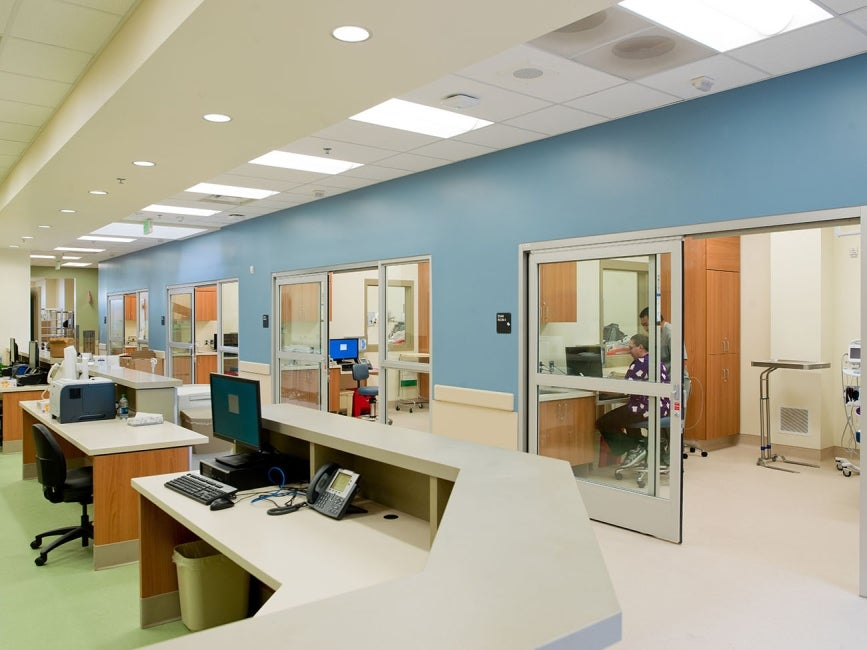 California Department of Corrections & Rehabilitation California Health Care Facility