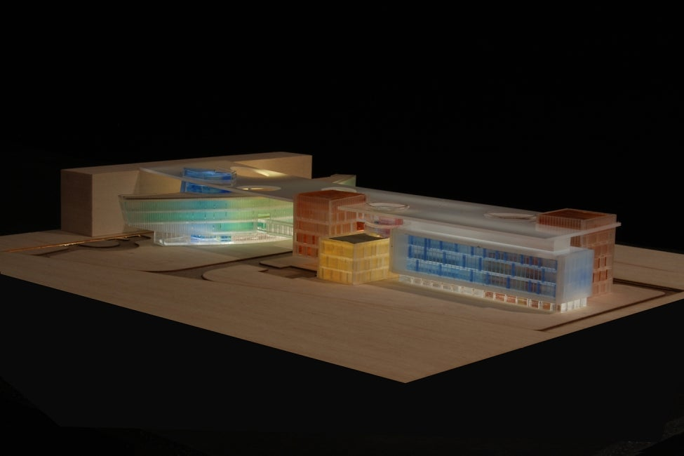 Center for Biomedical Research & Education Model