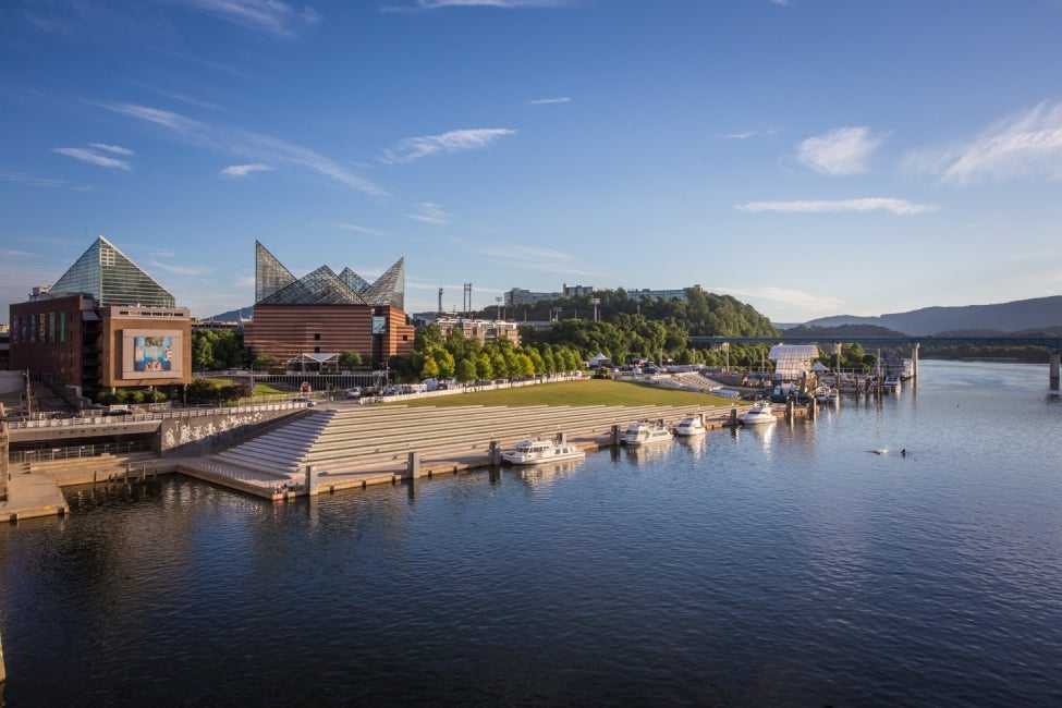 Chattanooga 21st Century Waterfront, Repair and Design