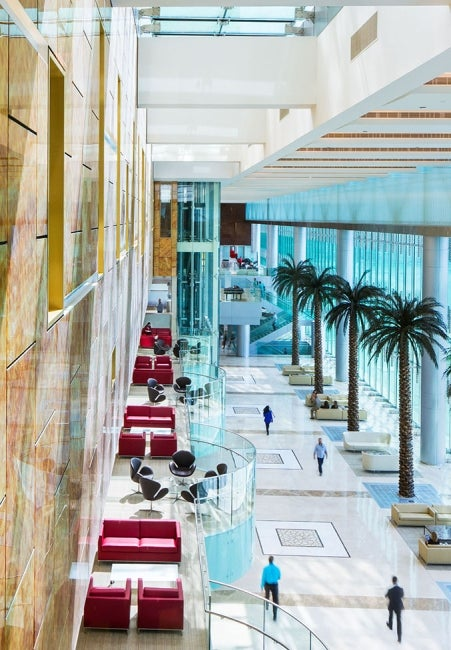 Cleveland Clinic Abu Dhabi Interior Design Job Vacancy