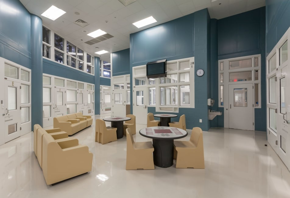 Dallas County Jail, Medical Mental Health Modifications