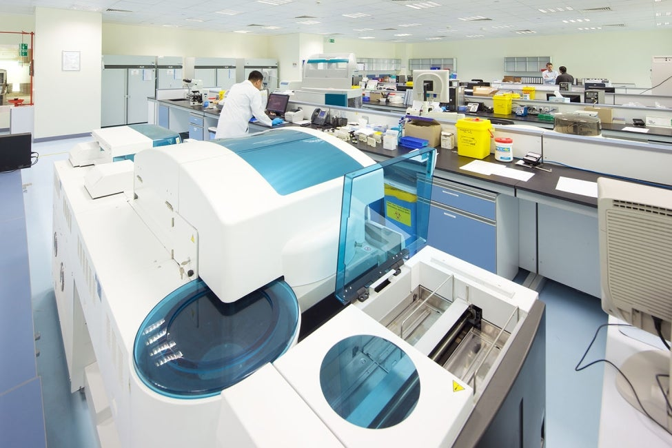 DuBiotech Nucleotide Lab Complex Equipment