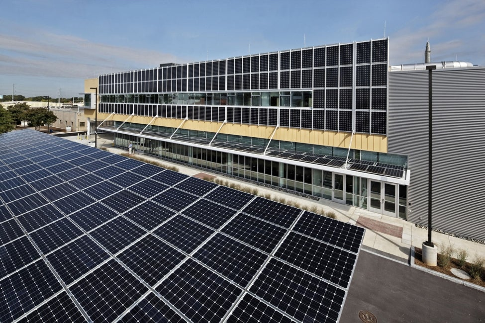 Georgia Tech Carbon-Neutral Photovoltaic