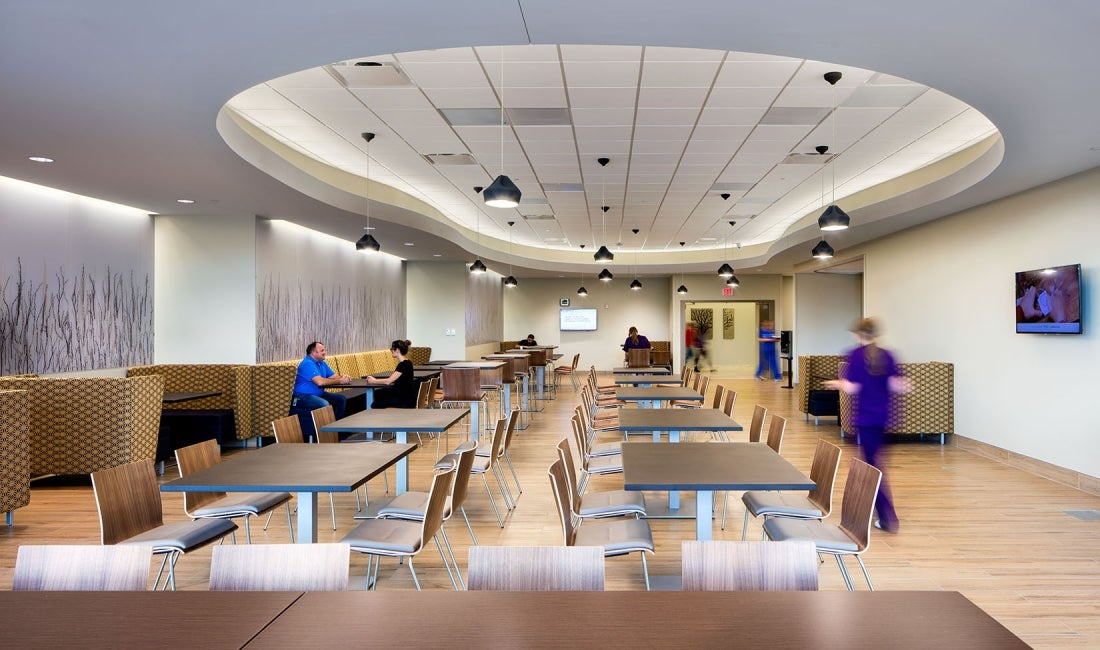 Great Plains Regional Medical Center Cafeteria