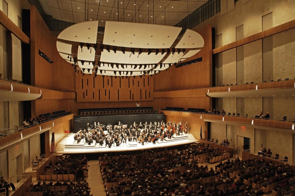 Holland Performing Arts Center Main Stage