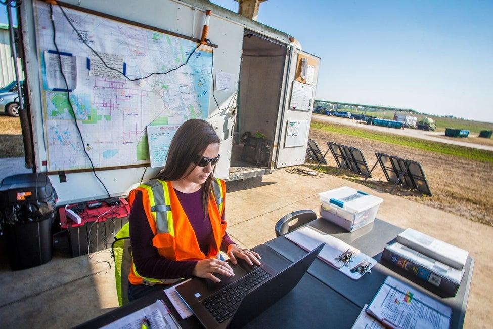 Hurricane Matthew Disaster Debris Removal Monitoring Hdr