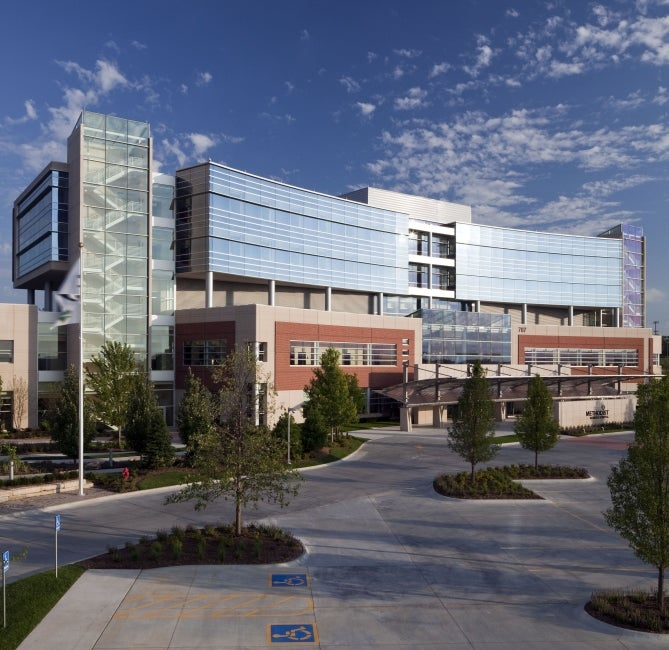 Methodist Women's Hospital - key