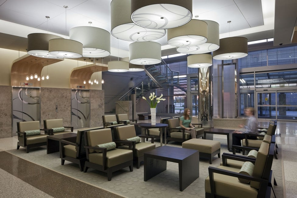 Methodist Women's Hospital - waitinglounge