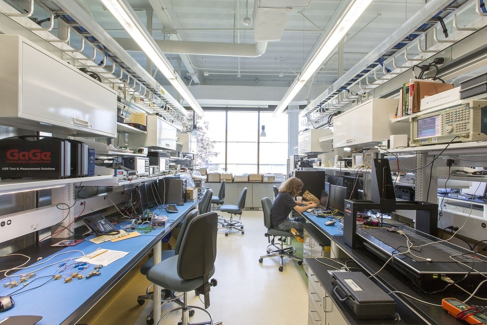 Electronics Laboratory Lab