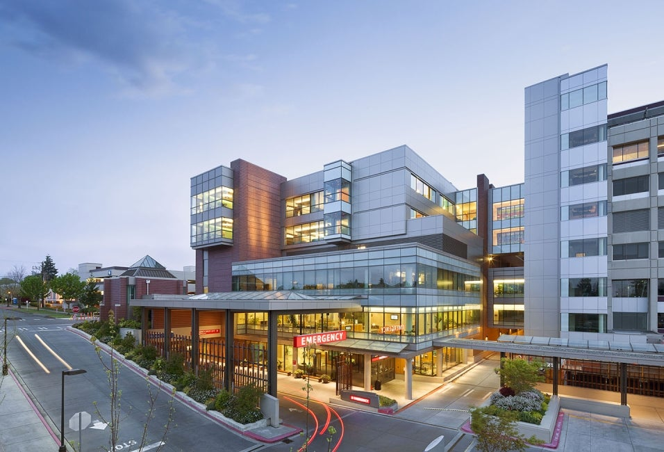 Mary Bridge Children's Hospital and Health Center Expansion - exterior