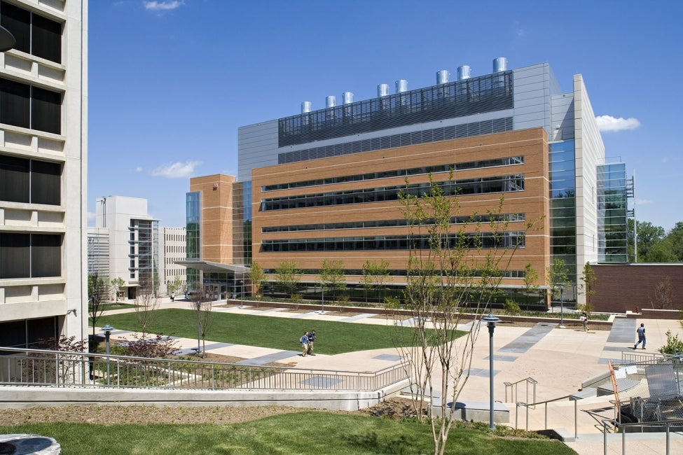 C.W. Bill Young Center for Biodefense and Emerging Infectious Diseases Exterior
