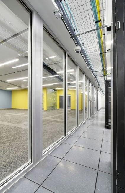 Omaha Civic Data Center Server Room
