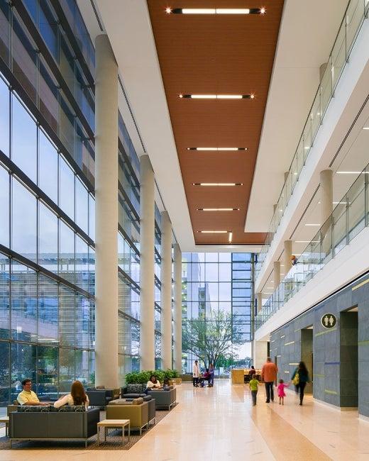 New Parkland Hospital Hdr