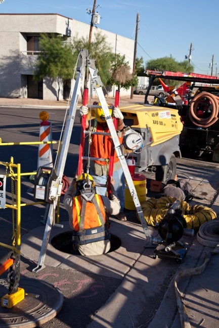 Transmission Main Inspection and Assessment
