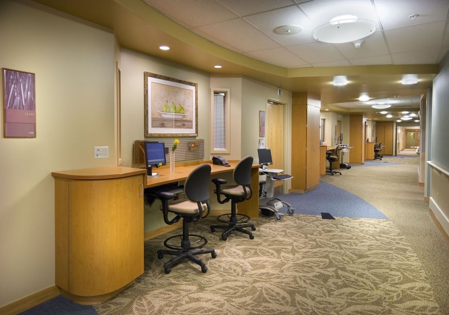Anschutz Centers for Advanced Medicine - patientcorridor